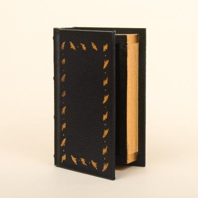 Книга тайник Классика синяя