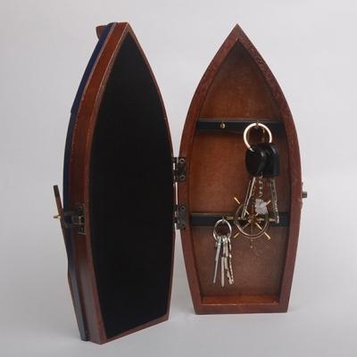 Ключница-лодка 30см