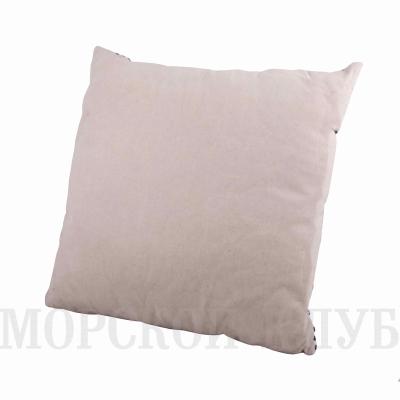 подушка якорь лен 35*35см