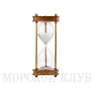 часы песочные 60мин треугольные
