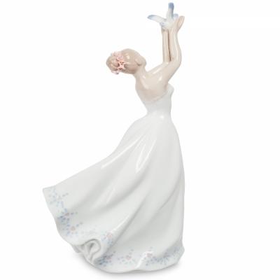 статуэтка леди (pavone)