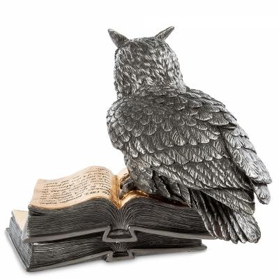 статуэтка мудрый филин (veronese)