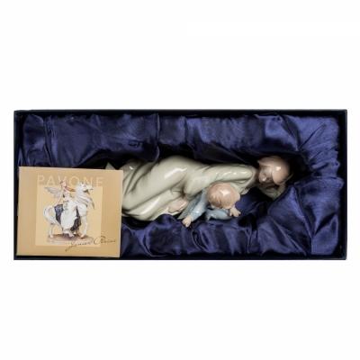 статуэтка девушка с малышом (pavone)