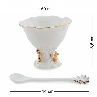 креманка морская ракушка (pavone)