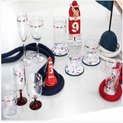 стаканы прозрачные regata, 12 шт.