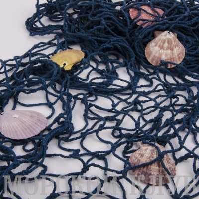 сеть декоративная 200*150 синяя