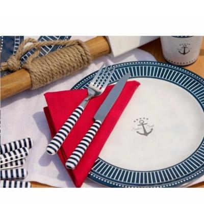 тарелки плоские sailor soul, 6шт