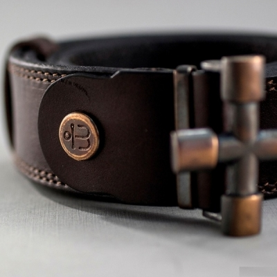 ремень anchor belt gold