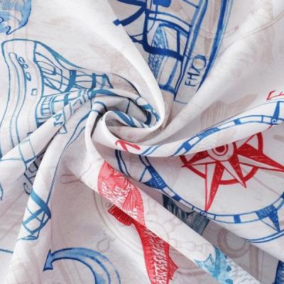 Скатерть Морской стиль 150*250см
