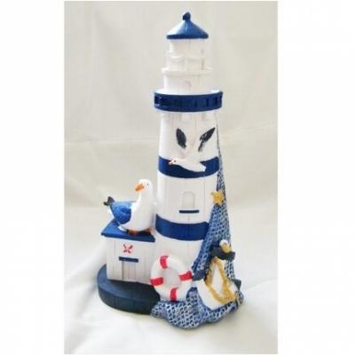 маяк с чайкой