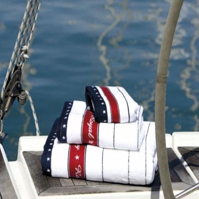 полотенца комплект 3 шт red (marine business)