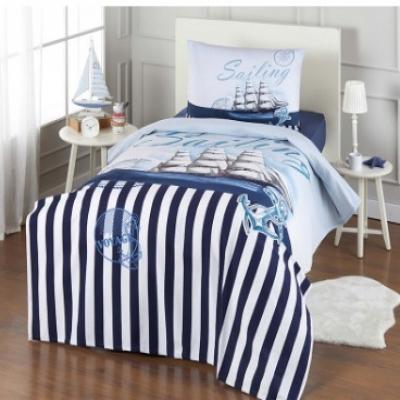 Комплект постельного белья 1,5сп Sailing Voyage