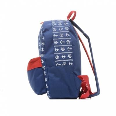 рюкзак синий якорь