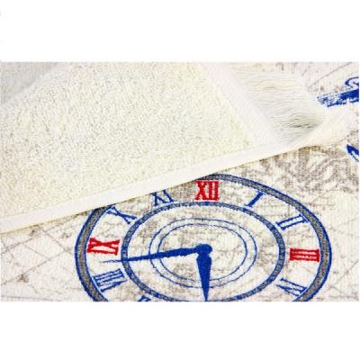 Полотенце кухонное Часы