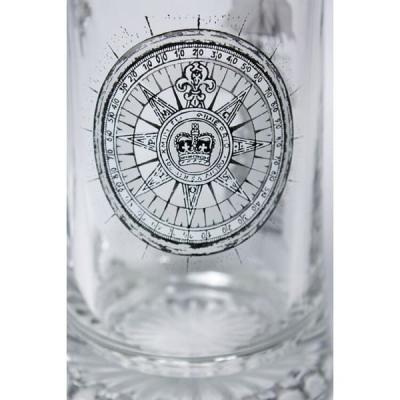 Кружка пивная с крышкой LaPaloma