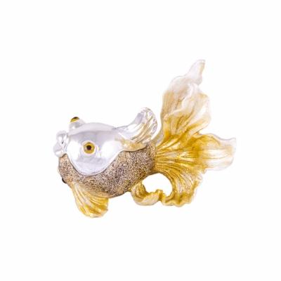 золотая рыбка 11см