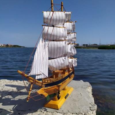 Модель парусного корабля FraghtaSigio 50см
