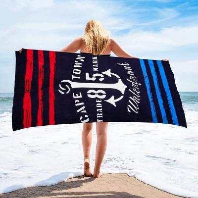 Полотенце пляжное Nautical 70*140см