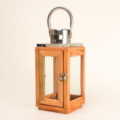 Подсвечник фонарь настенный 24 см