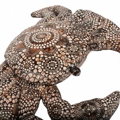 Фигурка краба  декоративного 28см