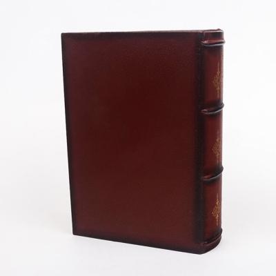 Шкатулка книга Гамлет 25см красный переплет