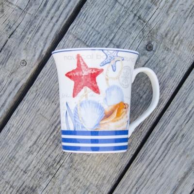 Кружка керамическая Звезда