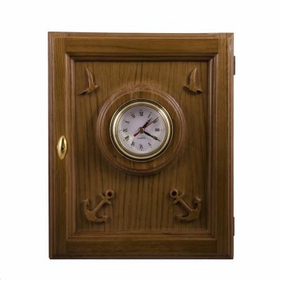 ключница-часы 30*25см