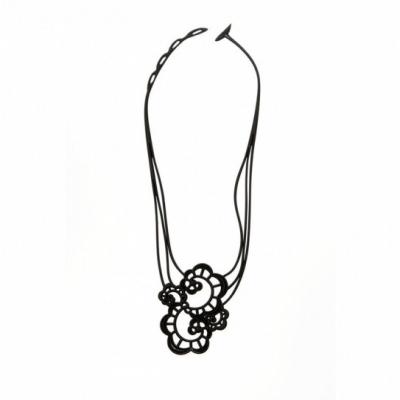колье japanese flower