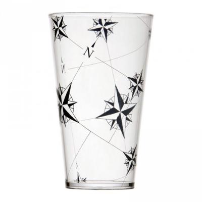 стаканы для воды высокие northwind , 6шт