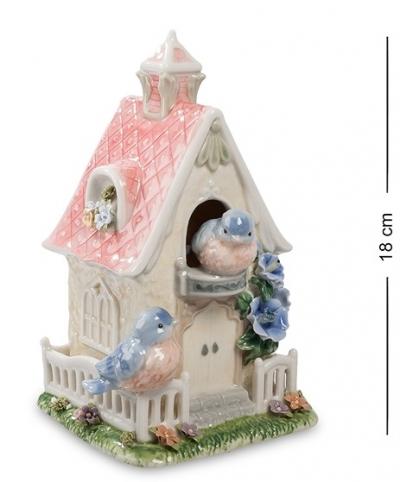 музыкальная композиция птичий домик (pavone)