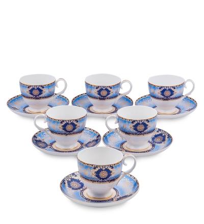чайный набор флоренция на 6 персон (pavone)