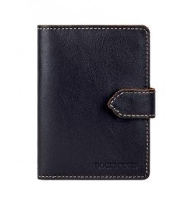 бумажник водителя kansas черный
