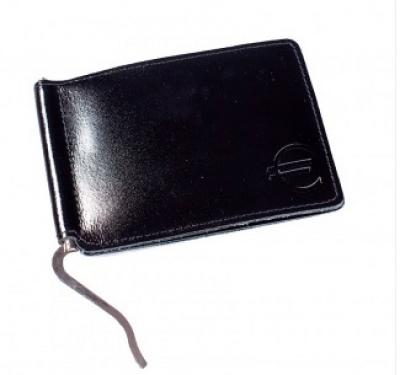 зажим для денег z6-1 черный