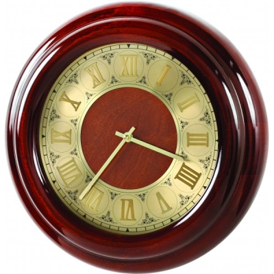 часы круглые 35см