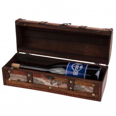 мини-бар сундук на 1 бутылку