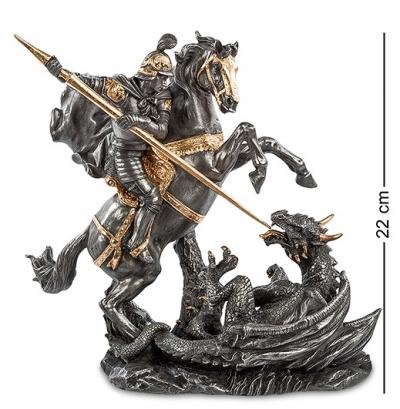 статуэтка георгий победоносец (veronese)