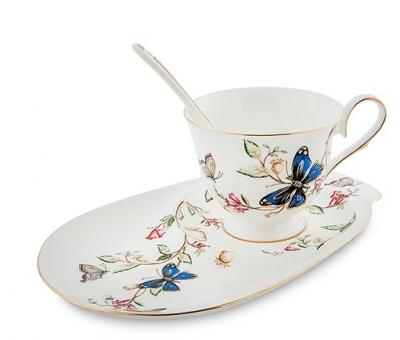 чайная пара райский уголок (pavone)
