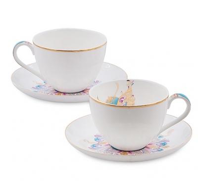 чайный набор песня мотылька на 2 персоны (canzone falena pavone)