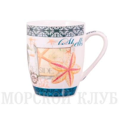 чашка ракушка 4