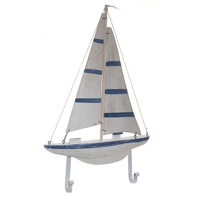 вешалка кораблик 43см