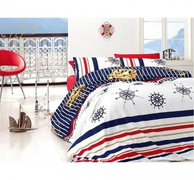 постельный евро комплект aqua passion