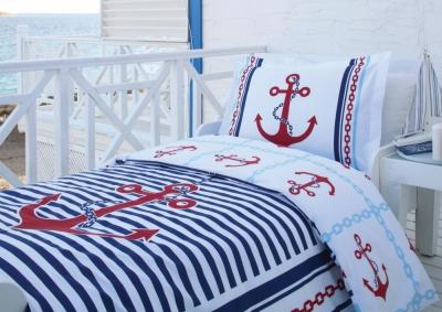 постельный комплект 1,5сп nautica