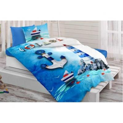 постельный комплект 2сп marin mavi