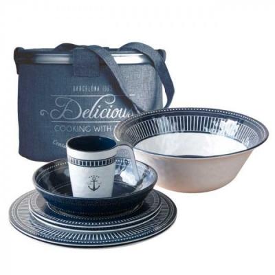 набор посуды sailor soul (13 предметов)  на 4 персоны