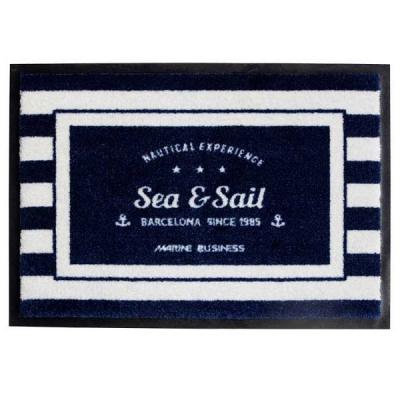 коврик на нескользящей основе sea & sail