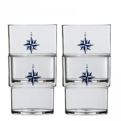стаканы northwind, 12шт