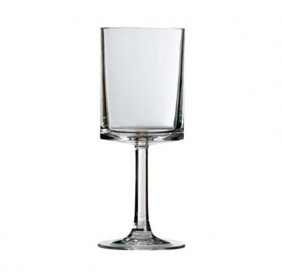 набор прозрачных бокалов для воды columbus, 6 шт.