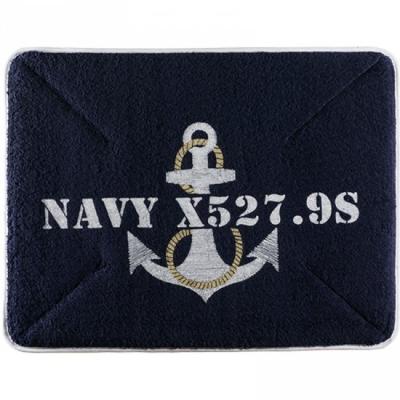 коврик в ванную blue navy (marine business)