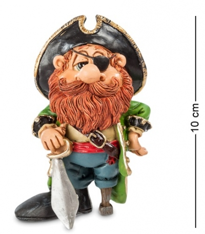 пират флинт (w.stratford)