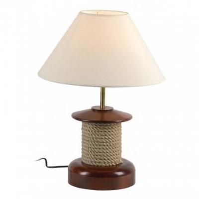 лампа настольная лебедка темная